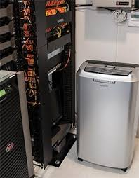 13-Cool Your Servers With A Portable Air Conditioner
