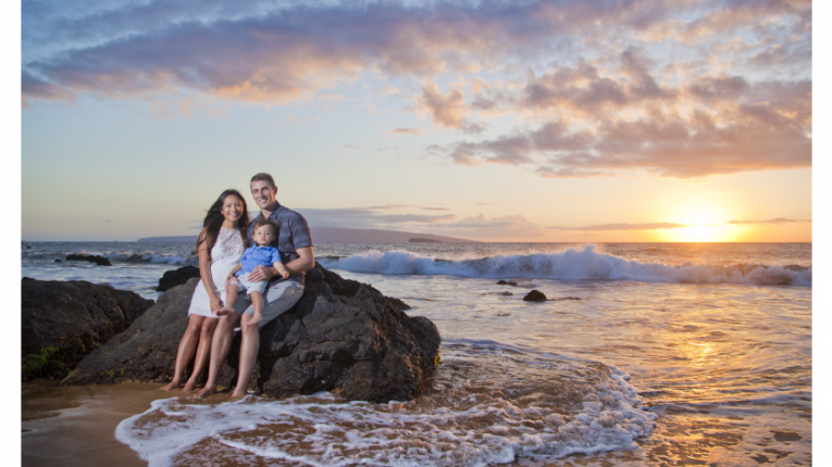 13-Maui's Wedding And Family Portrait Photographers